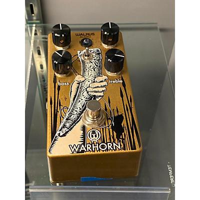 Walrus Audio Warhorn Effect Pedal