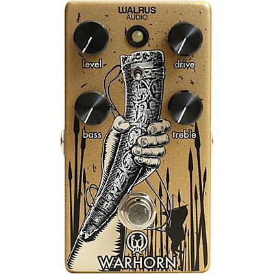 Walrus Audio Warhorn Overdrive Pedal
