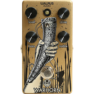 Walrus Audio Warhorn Overdrive Pedal