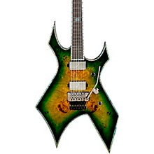 B.C. Rich Warlock Extreme Exotic with Floyd Rose Electric Guitar