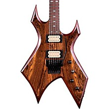 B.C. Rich Warlock Neck Through with Floyd Rose and Dimarzios Electric Guitar