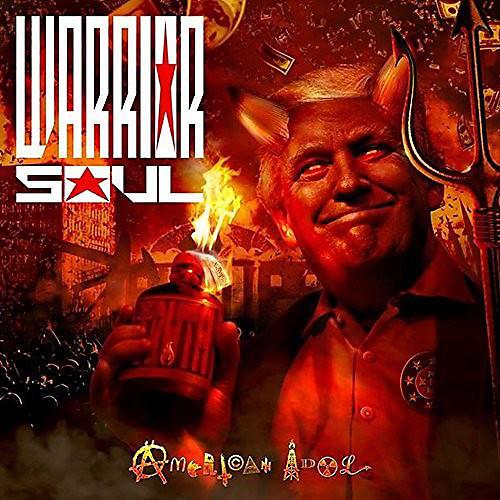 Alliance Warrior Soul - Back On The Lash (American Idol Sleeve)