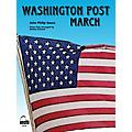SCHAUM Washington Post March Educational Piano Series Softcover thumbnail