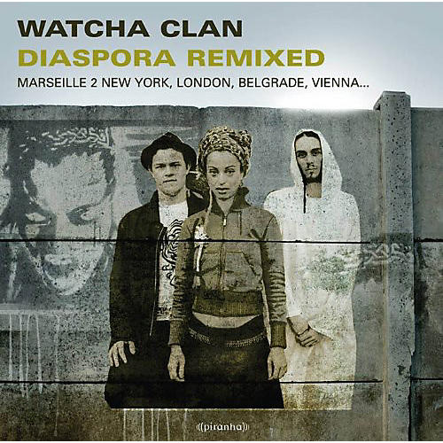 Alliance Watcha Clan - Diaspora Remixed