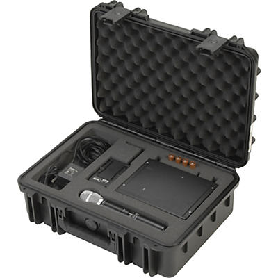 SKB Waterproof Mic Case for ULX/SLX Wireless Systems (3i-1711-XLX)