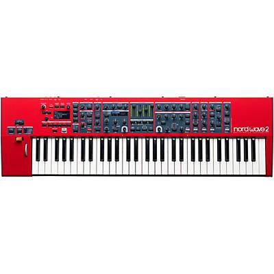Nord Wave 2 61-Key Performance Synthesizer