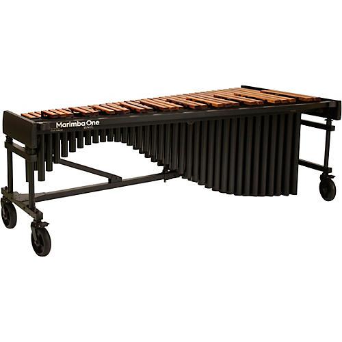 Marimba One Wave #9613 A442 5.0 Octave Marimba with Premium Keyboard and Classic Resonators 8