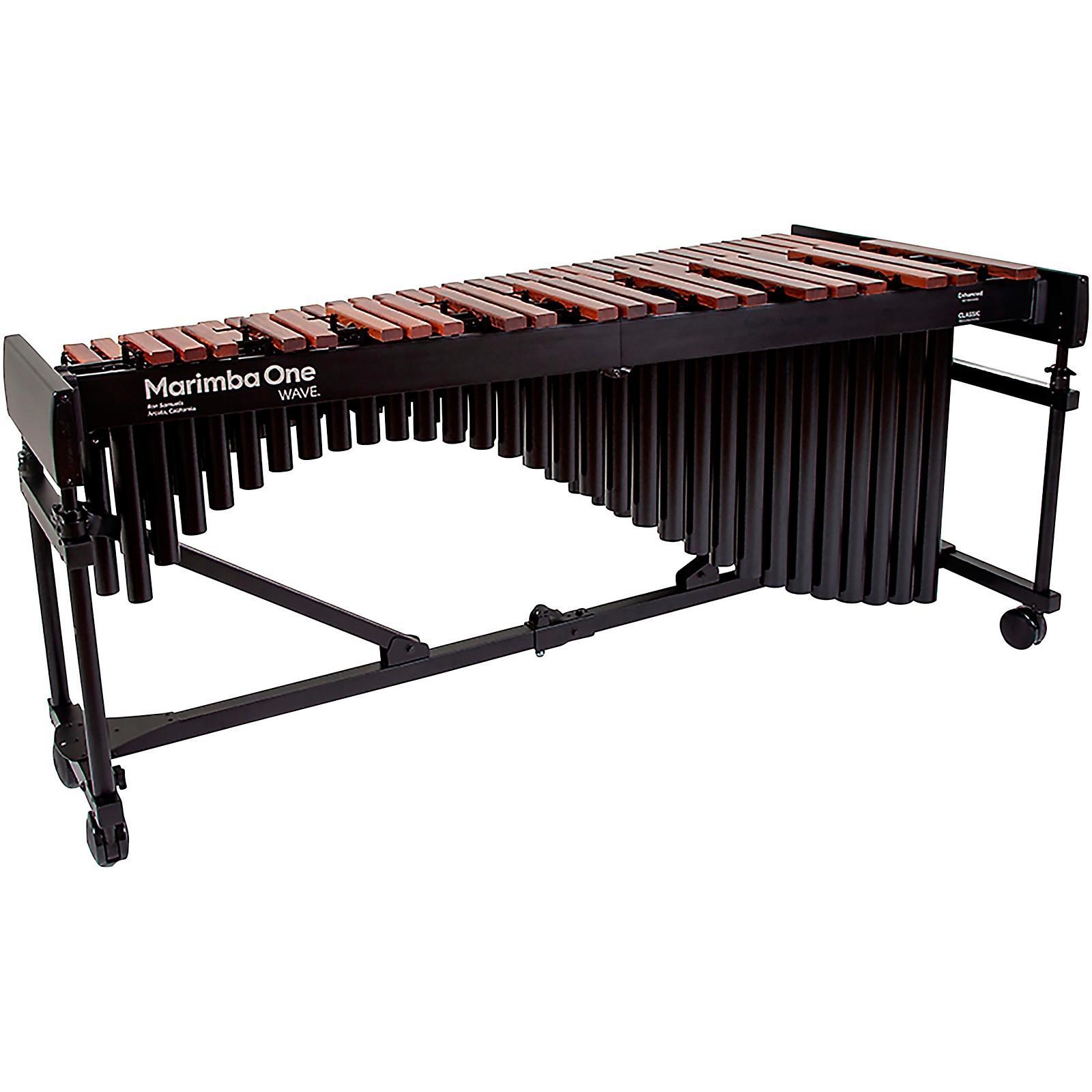 Marimba One Wave #9621 A442 4.3 Octave Marimba with Traditional Keyboard and Classic Resonators 4