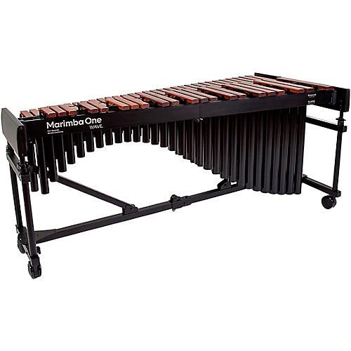 Marimba One Wave #9622 A442 4.3 Octave Marimba with Enhanced Keyboard and Classic Resonators 4