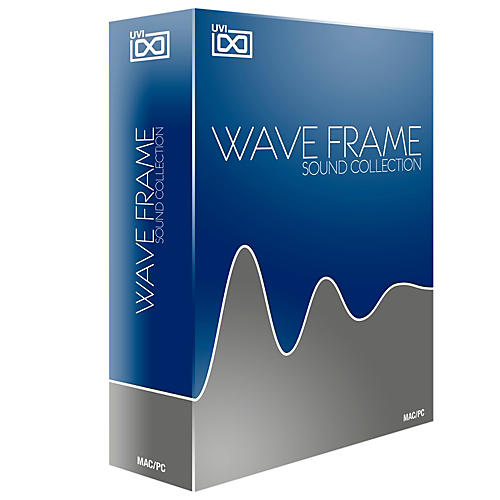 UVI WaveFrame Sound Collection Sample Library Software Download