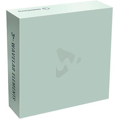 Steinberg WaveLab Elements 10 (Download)