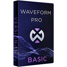 Tracktion Waveform Pro 11 Basic (Download)