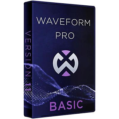 Tracktion Waveform Pro 11 Basic (Download)