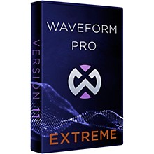Tracktion Waveform Pro 11 Extreme (Download)