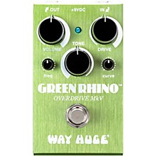Dunlop Way Huge Smalls Green Rhino Overdrive MKV