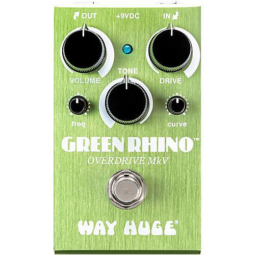 Way Huge Electronics Way Huge Smalls Green Rhino Overdrive MKV Green