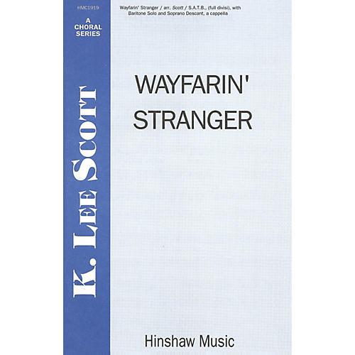 Hinshaw Music Wayfarin' Stranger SSAATTBB arranged by K. Lee Scott