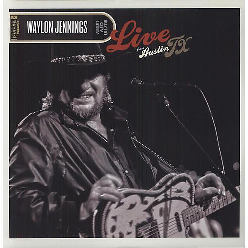 Alliance Waylon Jennings - Live from Austin TX