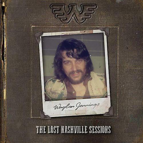 Alliance Waylon Jennings - The Lost Nashville Sessions