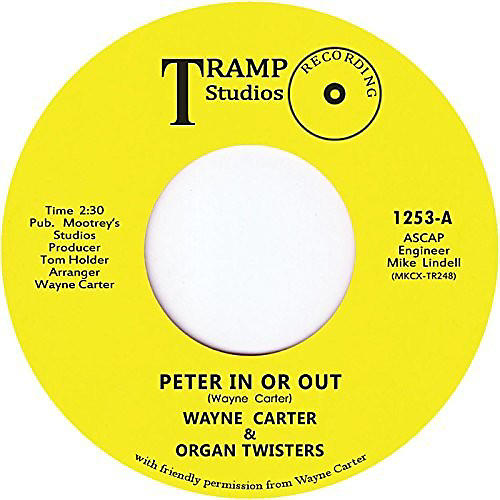 Alliance Wayne Carter - Peter In Or Out