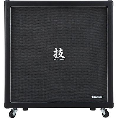 "Boss Waza 412 - 4x12"" Guitar Amplifier Cabinet"