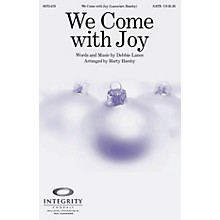 Integrity Choral We Come with Joy CD ACCOMP Arranged by Marty Hamby