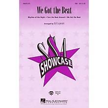 Hal Leonard We Got the Beat (Medley) SSA arranged by Ed Lojeski
