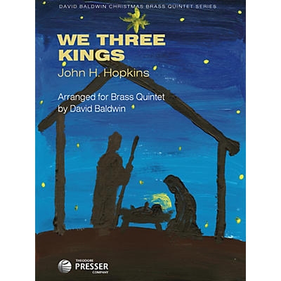 Carl Fischer We Three Kings (For Brass Quintet)