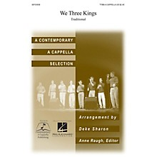 Contemporary A Cappella Publishing We Three Kings TTBB A Cappella arranged by Deke Sharon