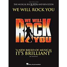 Hal Leonard We Will Rock You (The Musical by Queen and Ben Elton) Vocal Selections