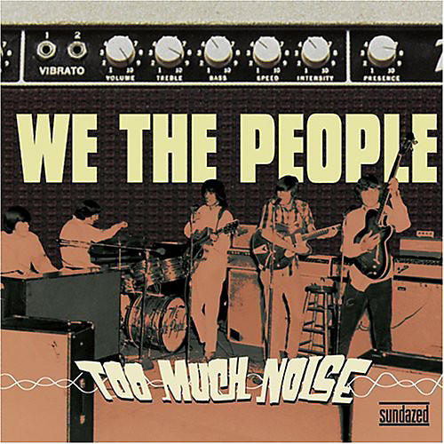 Alliance We the People - Too Much Noise