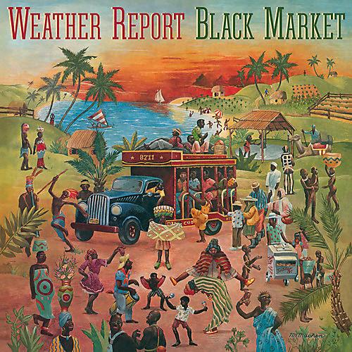 Alliance Weather Report - Black Market