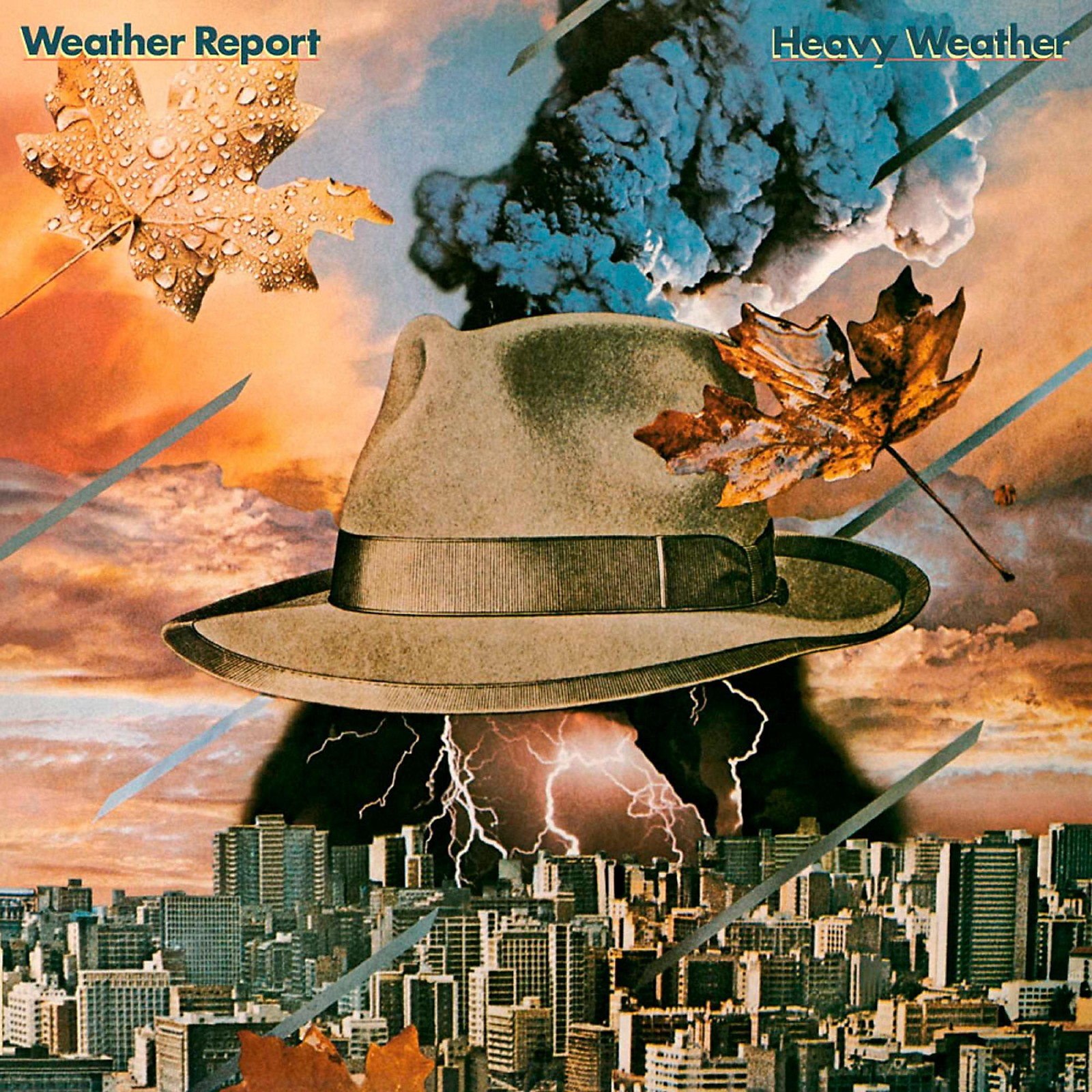 The Orchard Weather Report - Heavy Weather LP