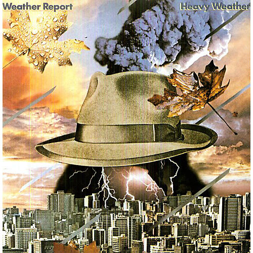 Alliance Weather Report - Heavy Weather