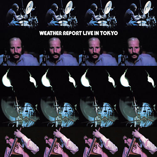 Alliance Weather Report - Live In Toyko  Weather Report