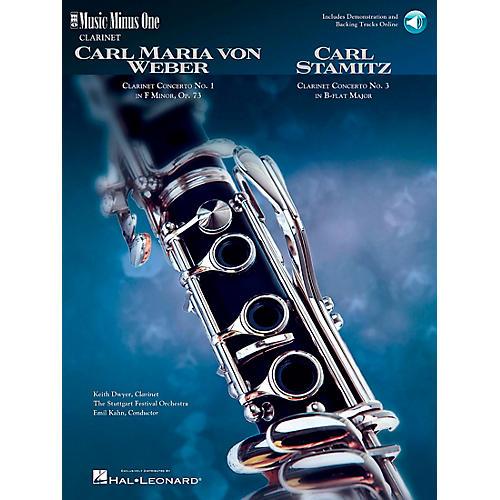 Hal Leonard Weber Stamitz Clarinet