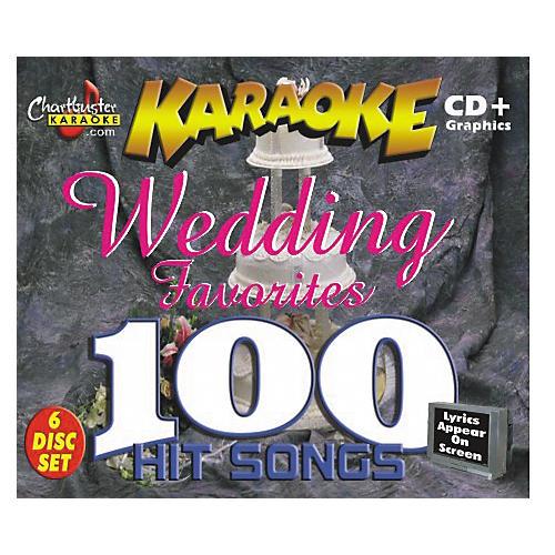 Chartbuster Karaoke Weddings CD+G Volume 1