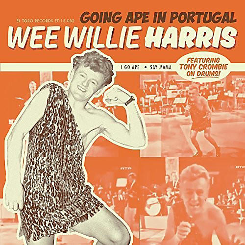 Alliance Wee Willie Harris - Going Ape In Portugal