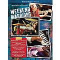 Music Minus One Weekend Warriors - Set List 1, Drums Music Minus One Series Softcover with CD Performed by Various thumbnail
