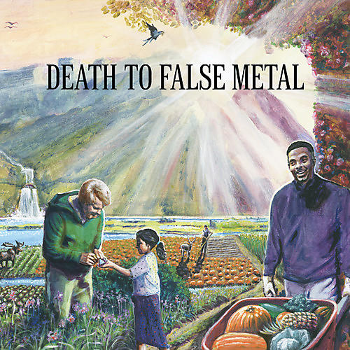 Alliance Weezer - Death to False Metal