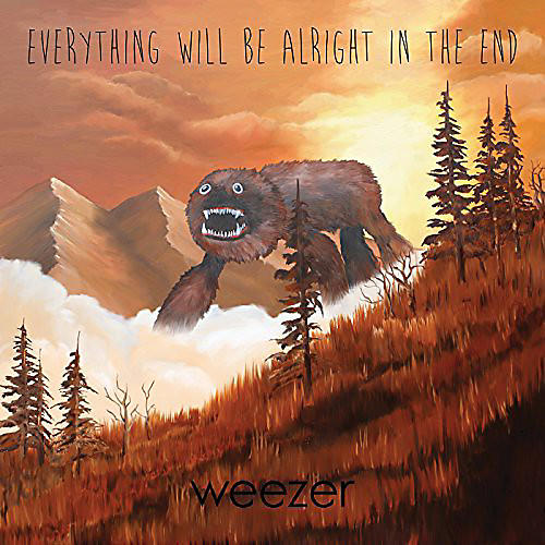 Alliance Weezer - Everything Will Be Alright in the End