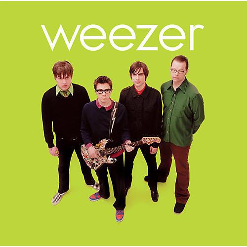 Alliance Weezer - Weezer (Green Album)