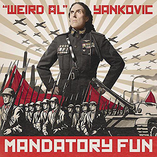 Alliance Weird Al Yankovic - Mandatory Fun