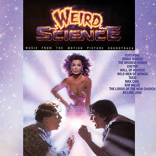 Alliance Weird Science (Music From the Motion Picture) - Weird Science (Music From The Motion Picture Soundtrack)