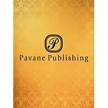Pavane Welsh Dancing Carol 2-Part Arranged by Donna Gartman-Schultz