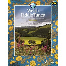 Schott Welsh Fiddle Tunes String Solo Series Softcover with CD