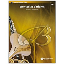BELWIN Wenceslas Variants Conductor Score 0.5 (Very Easy)