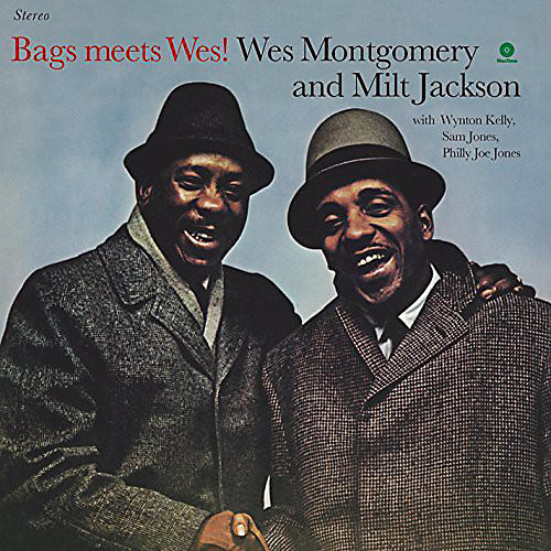 Alliance Wes Montgomery - Bags Meets Wes