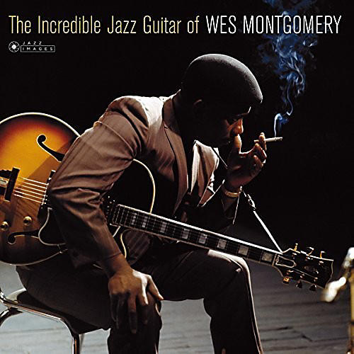 wes montgomery incredible jazz guitar of wes montgomery cover photo by jean pierreleloir. Black Bedroom Furniture Sets. Home Design Ideas