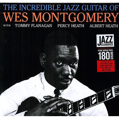 Alliance Wes Montgomery - Incredible Jazz Guitar